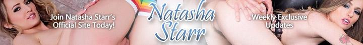 Natasha Starr - oficjalna strona słynnej polskiej gwiazdy porno